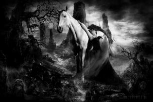 Dark dream BW